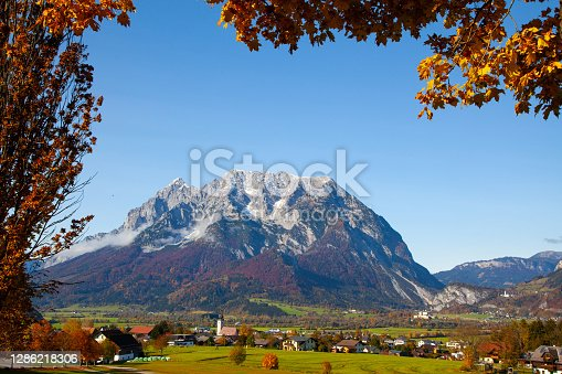 istock Aigen in the Enns Valley 1286218306