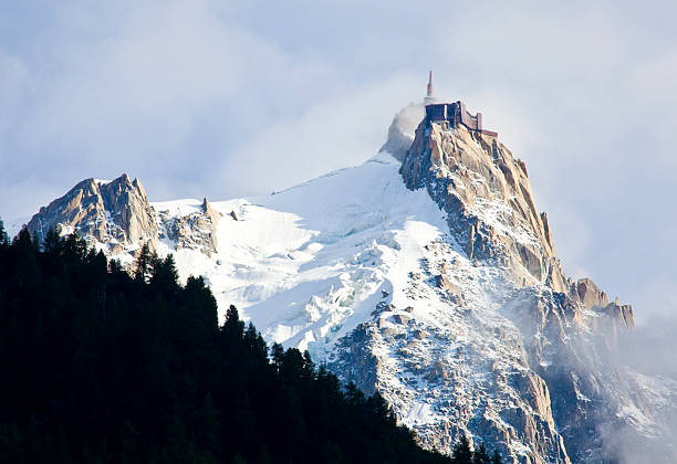 L'Aiguille du midi de Chamonix - Photo
