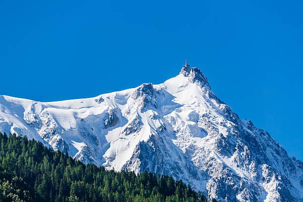 Aiguille du Midi mountain, Chamonix - Photo