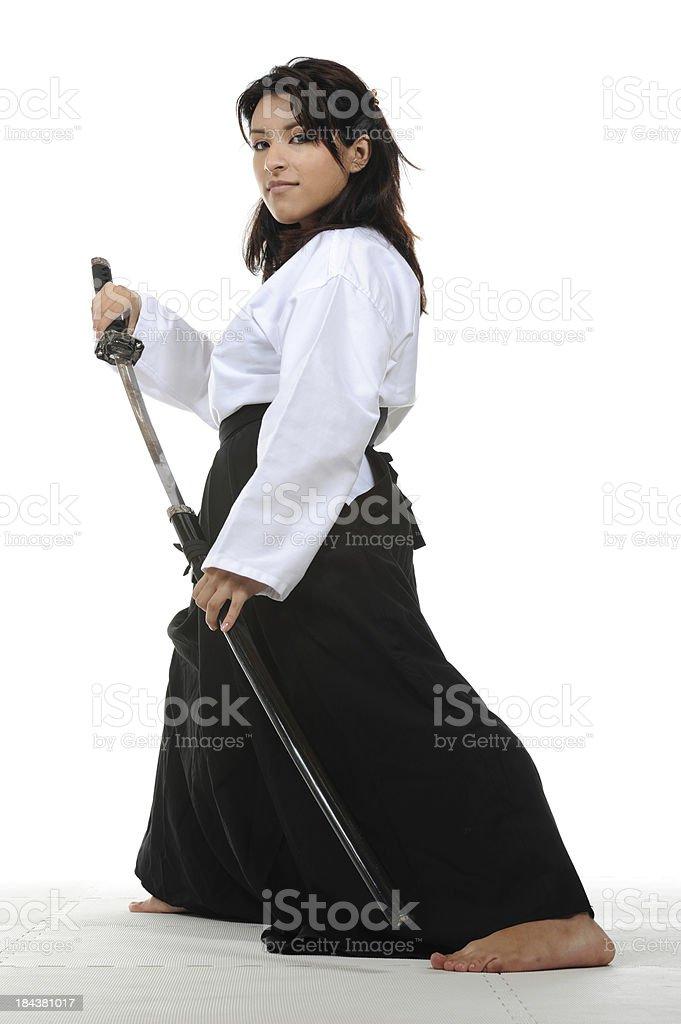 Aikido secrets stock photo