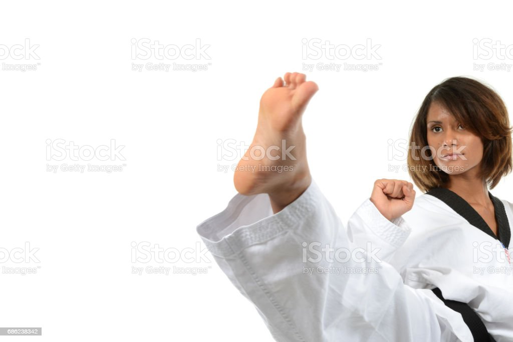 Aiming at Goals stock photo