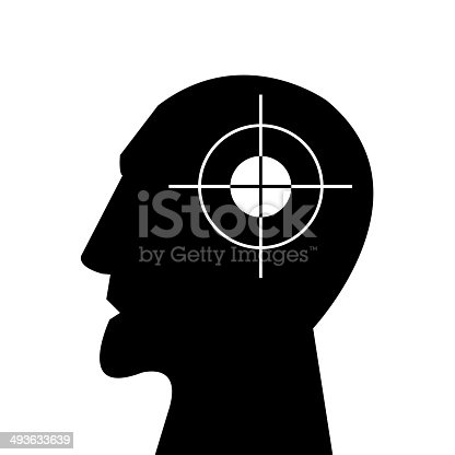 istock Aiming at the head 493633639