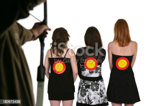 istock Aiming for new worker 182673438