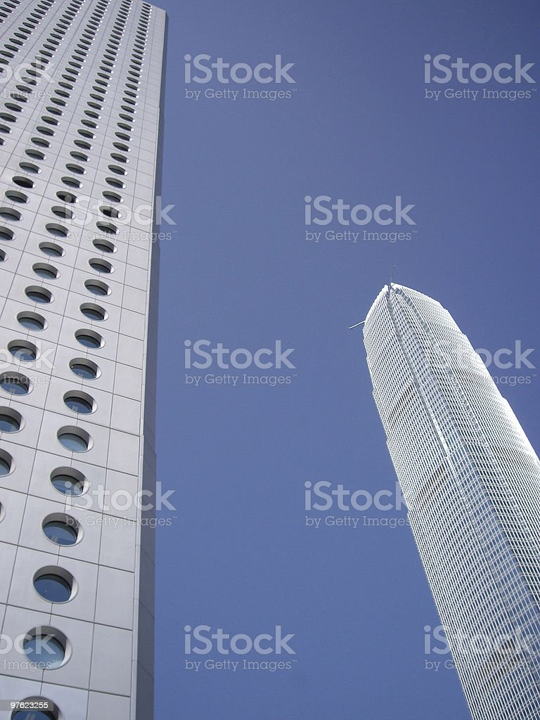 Aiming High royalty-free stock photo