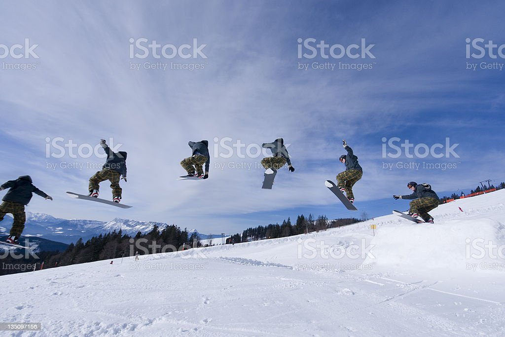Air and Style royalty-free stock photo