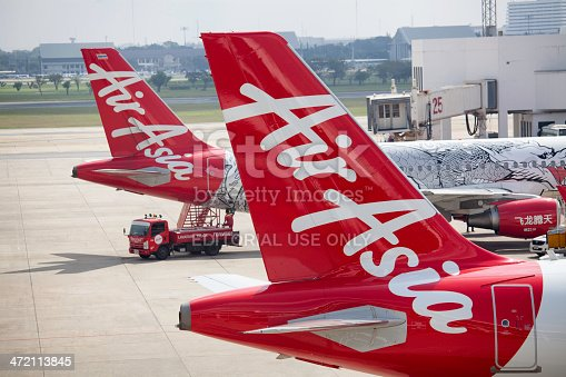 istock Air Asia airplanes 472113845