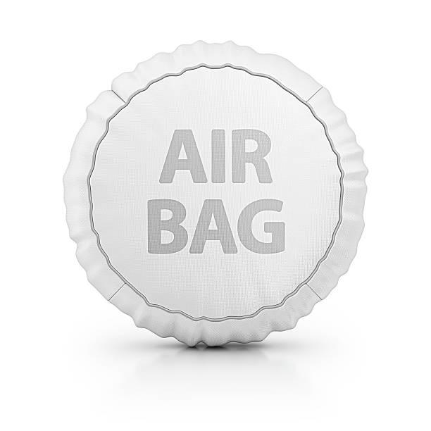 air bag stock photo