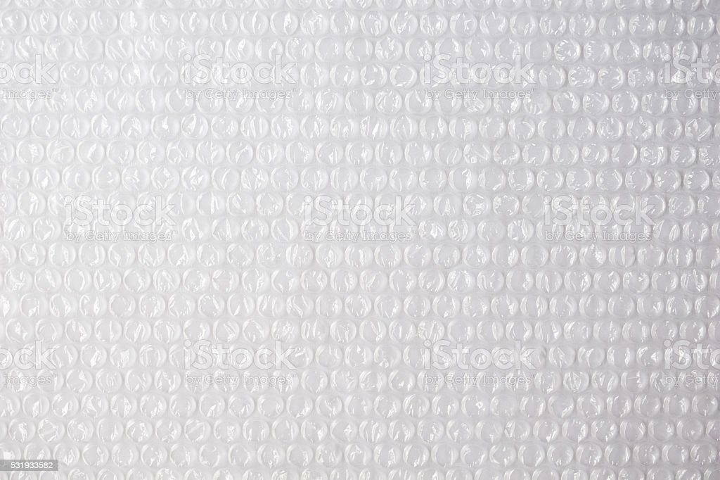 air bubble wrap texture stock photo