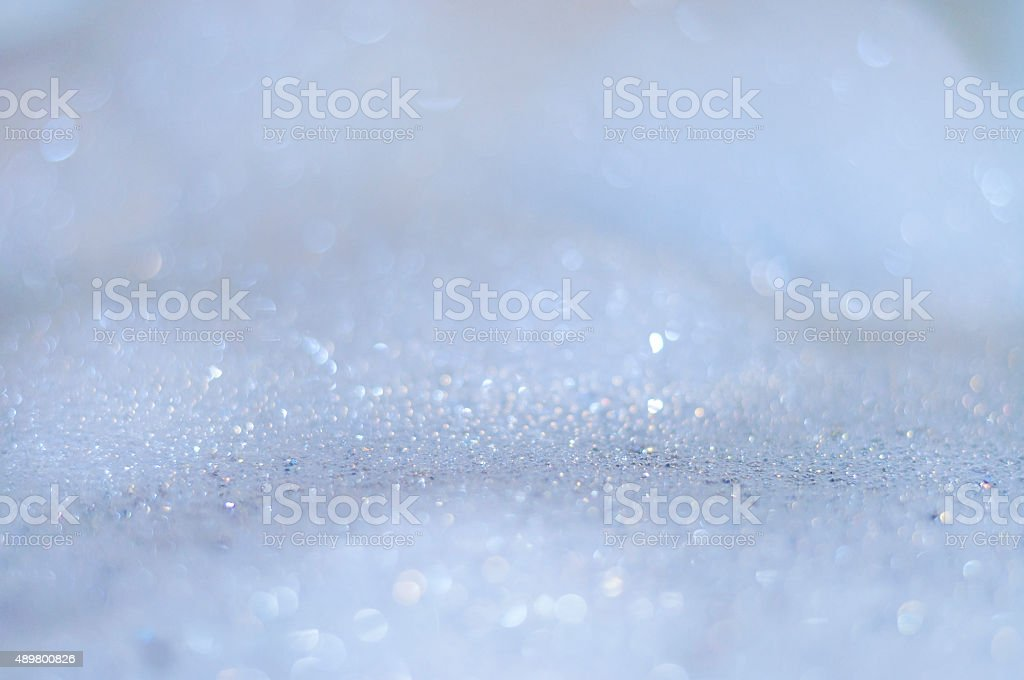 Air bubbles of a bath foam stock photo