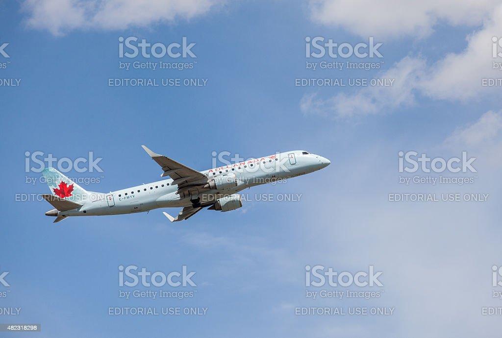 Avion Air Canada - Photo