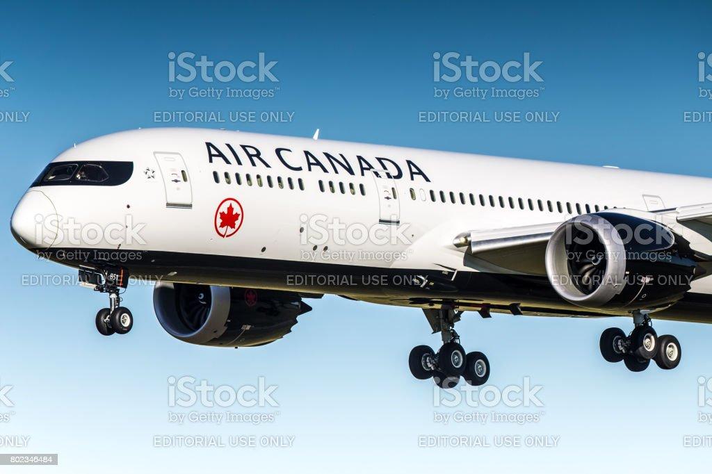 Air Canada Boeing 787 Dreamliner - Photo
