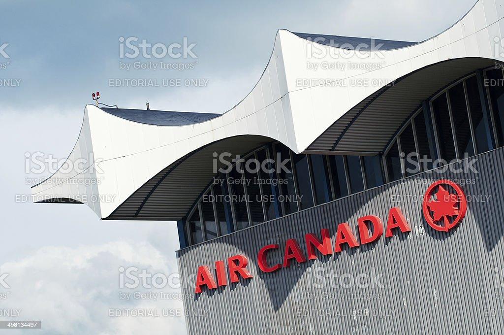 Air Canada Hangar - Photo