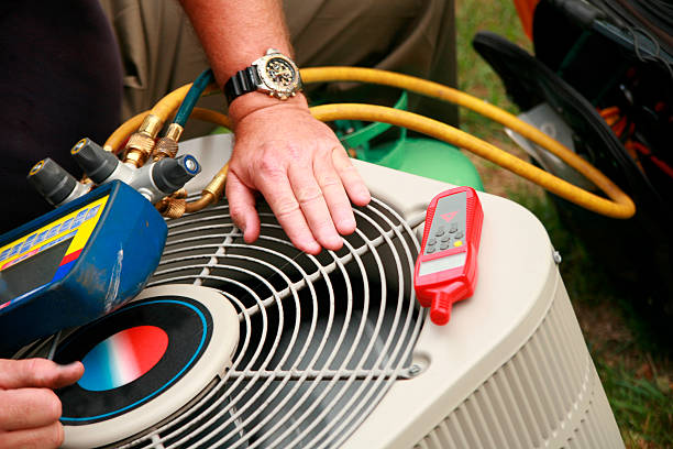 Air Condition Service stock photo