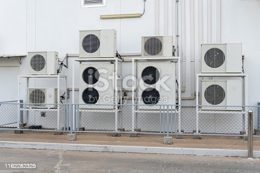 939450782 istock photo air condition system outdoor unit 1162282325