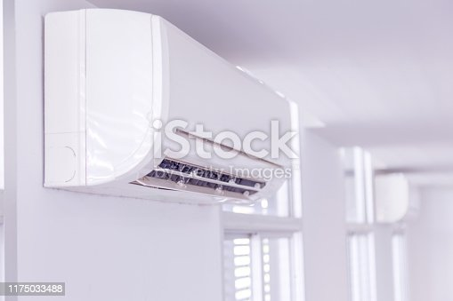 istock Air conditioner inside the room 1175033488
