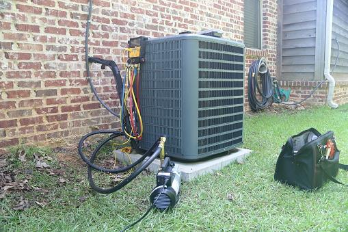 istock Air Conditioner Maintenance 991149522