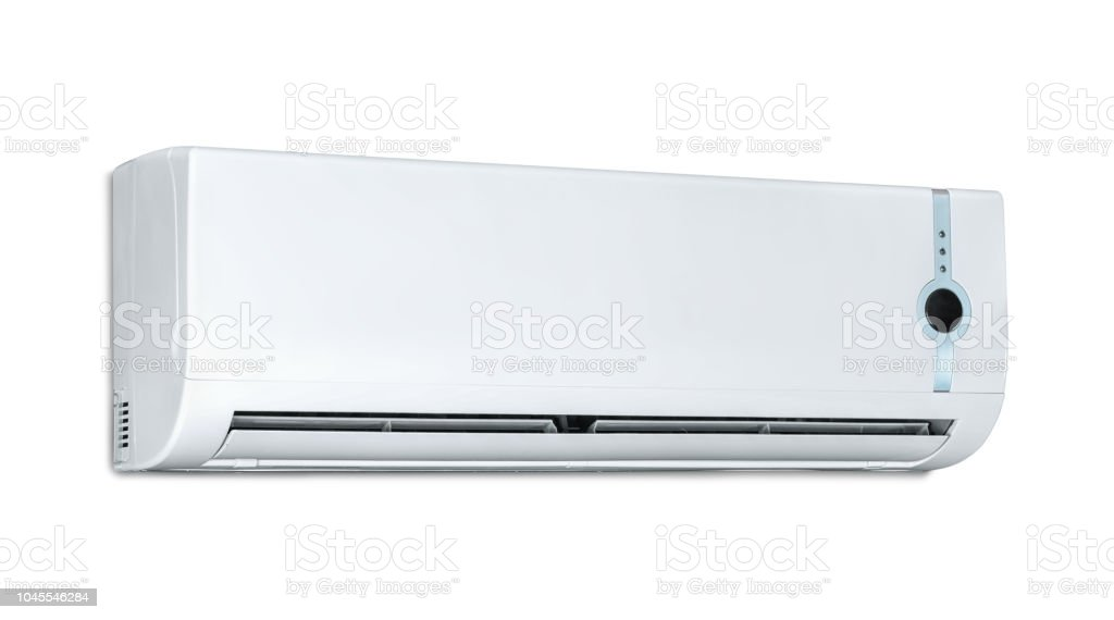 Air conditioner stock photo