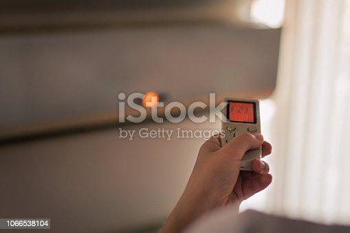 istock Air conditioner 1066538104