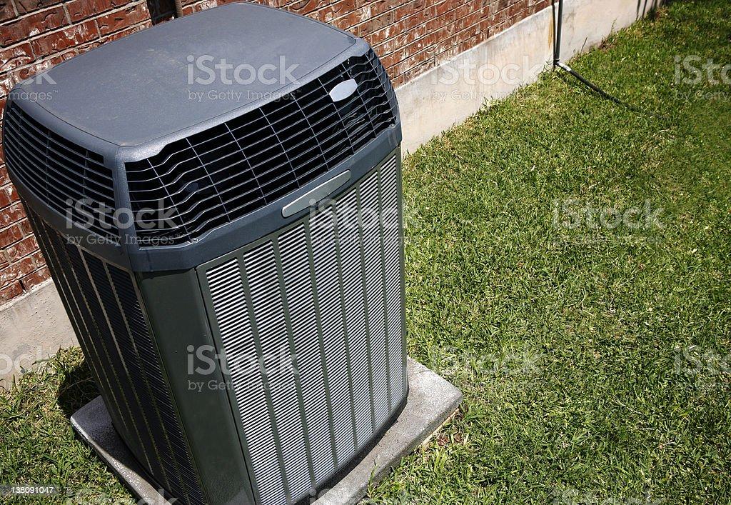 De aire acondicionado - foto de stock