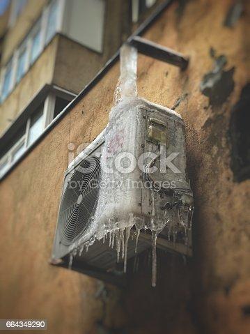istock Air Conditioner 664349290