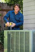 Air Conditioner Repairman