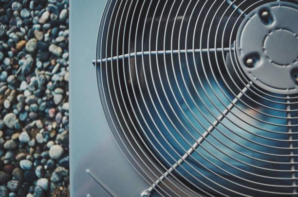 Klimagerät mit Ventilator – Foto