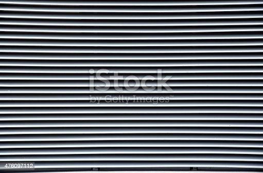 istock Air conditioner vent 476097112