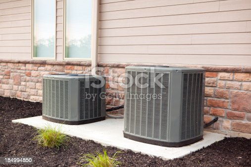 istock Air Conditioners 184994850