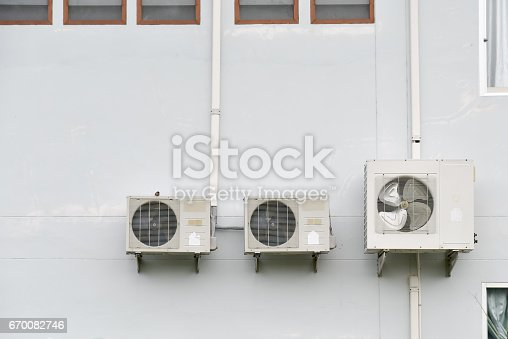 939450782 istock photo Air Conditioning in the building 670082746