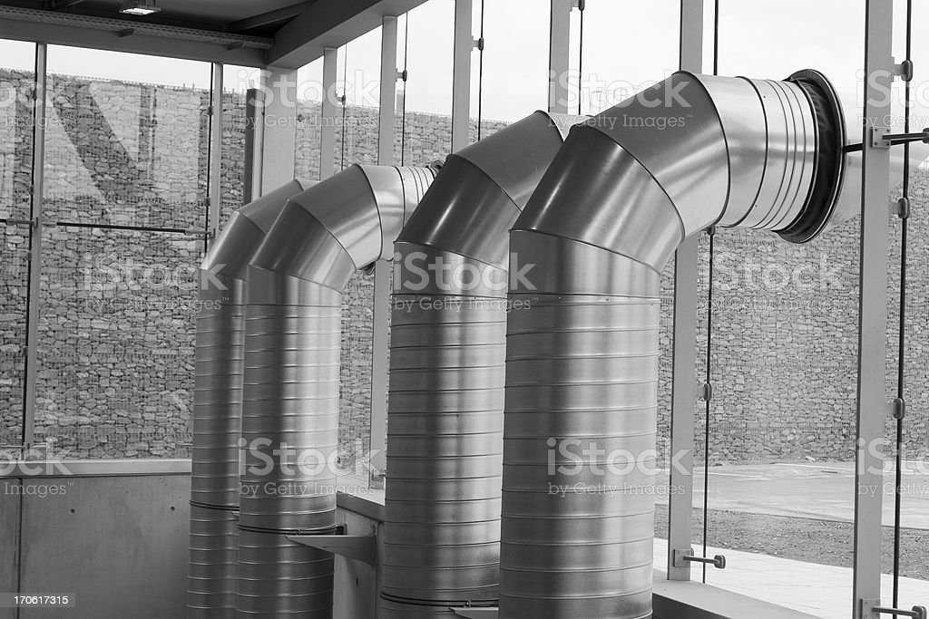 Air conditioning royalty-free stock photo