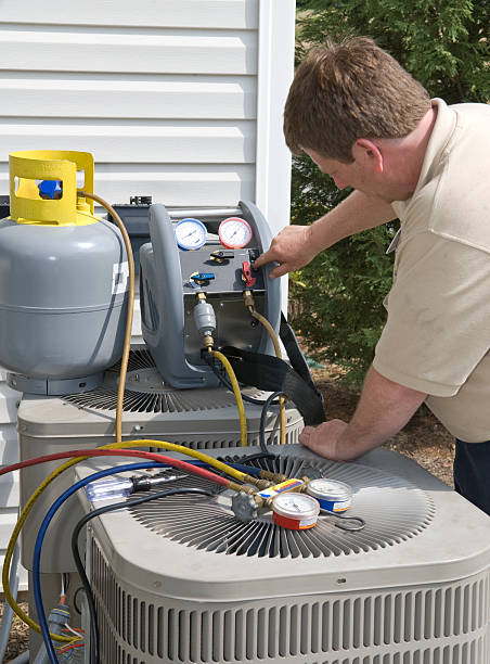 Klimaanlage – Reparatur – Foto