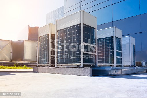 Air Conditioning System commercial building