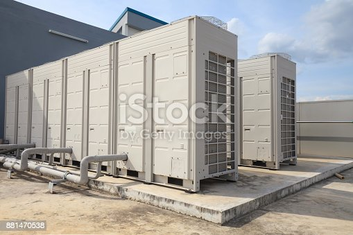939450782istockphoto Air conditioning system. 881470538