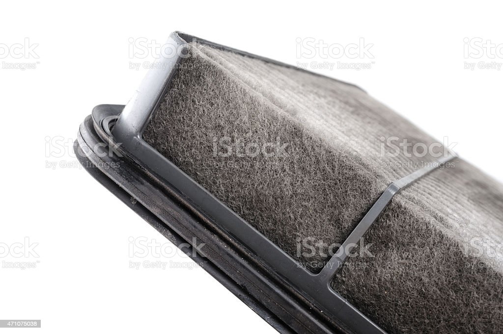 air filter stock photo
