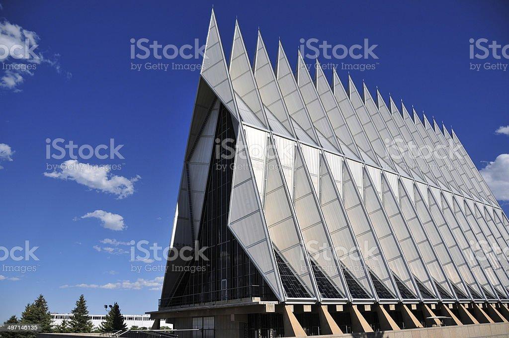 Air Force Academy Chapel, Colorado Springs foto