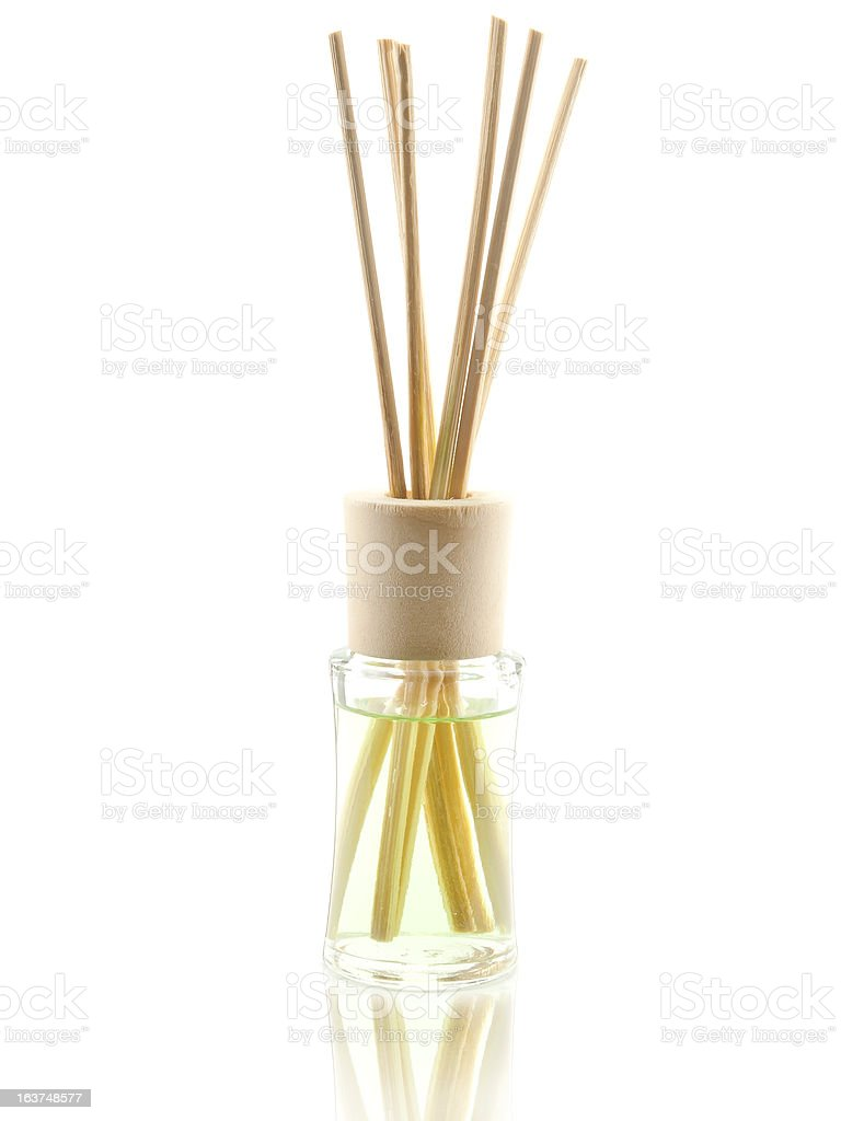air freshener isolated stock photo