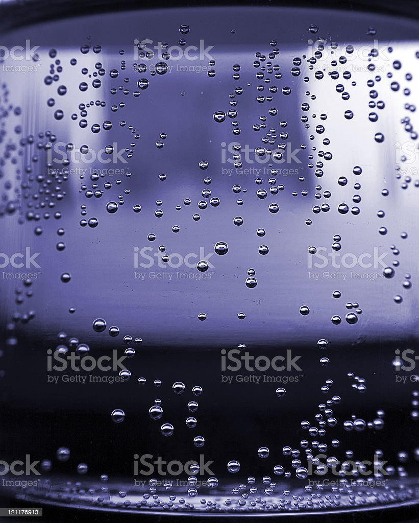 air in a water royalty-free stock photo