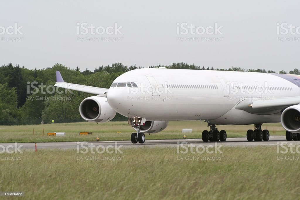 air operation stock photo
