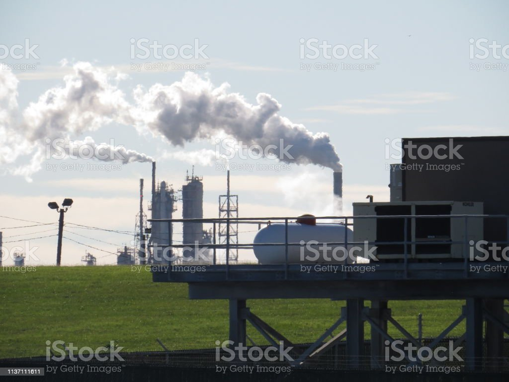 Texas City is famous for its chemical and industrial plants.Often...