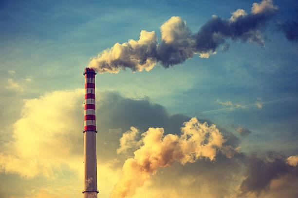 luftverschmutzung - was ist co2 stock-fotos und bilder