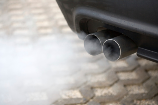 Air Pollution Stock Photo - Download Image Now