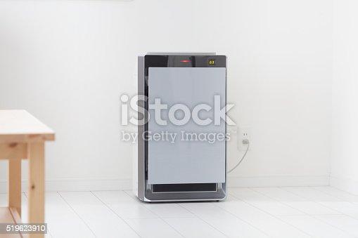 177118473 istock photo Air purifier 519623910