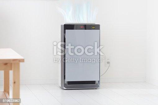 istock Air purifier 519623962