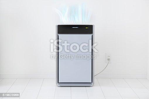 istock Air purifier 519623988