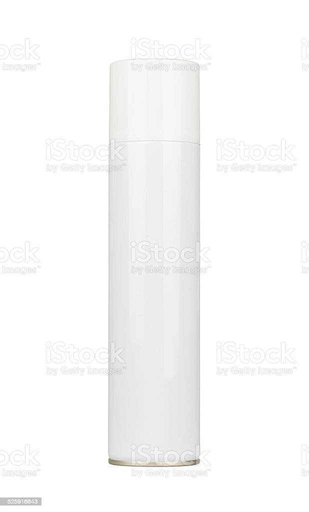Air spray bottle stock photo