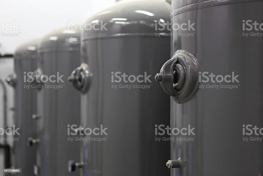 Air-Tanks – Foto