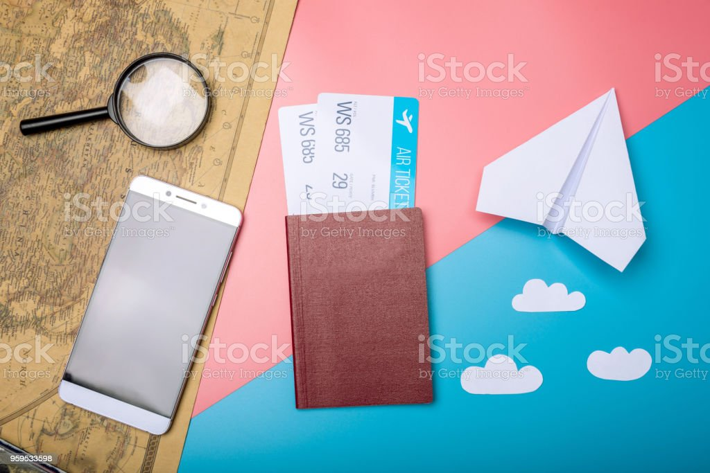 Image result for plane ticket directory istock