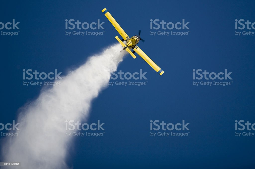 Air Tractor 14 royalty-free stock photo