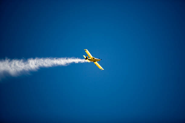 Air Tractor 17 stock photo