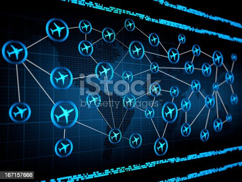 istock Air traffic 167157666